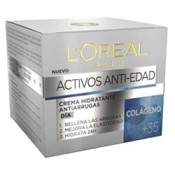 Loreal paris active antiarrugas colageno