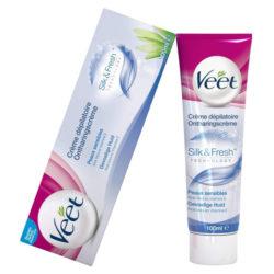 veet depilacion crema sensible